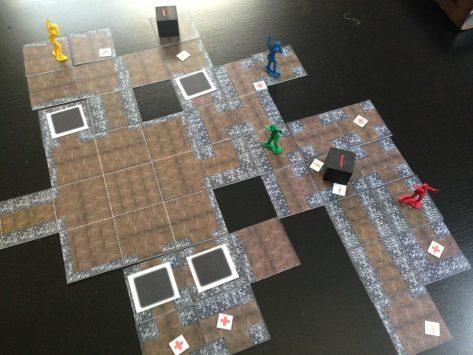 Midgame Board