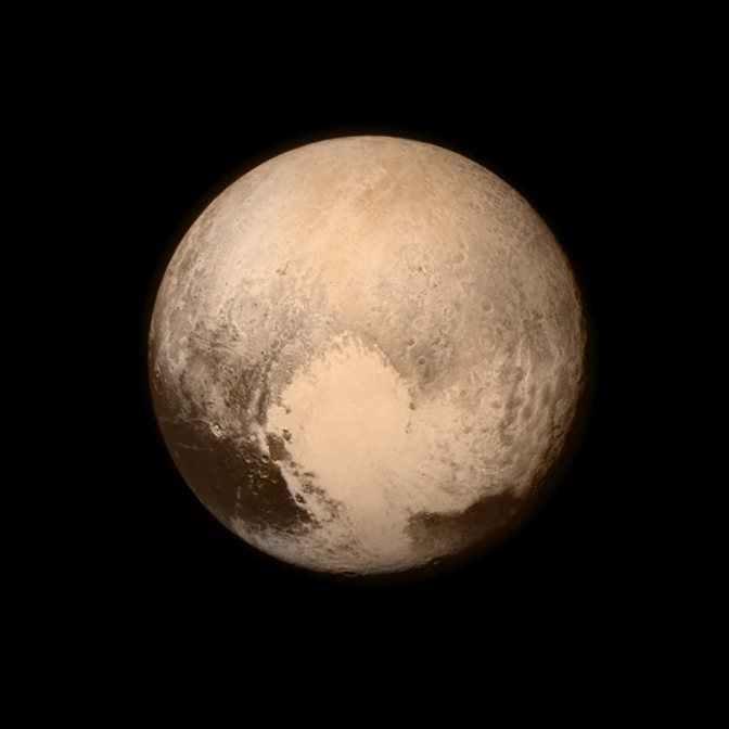 Pluto: The Planet of Our Dreams